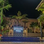 Istana villa batu