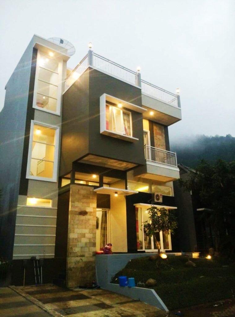 Villa Pinus M67 Kota Batu